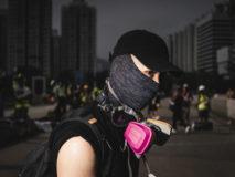 """Sebastian Wells, aus der Serie """"Hong Kong Protests"""", 2019"""