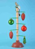 Helge Paulsen, Weihnachtpümpel, aus der Serie 00nix-Weihnachten, 2014