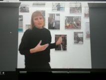 Digitale Live-Führung mit Franziska Habelt | Kunstvermittlerin