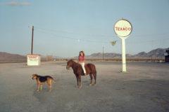 Ingeborg Gerdes, Somewhere, Nevada, 1982 aus der Serie: Out West in Color © Ingeborg L. Gerdes Trust