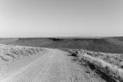 Owen Gump, 'County Road, Sheldon National Wildlife Refuge', Nevada, 2020 Courtesy BQ Berlin © Owen Gump